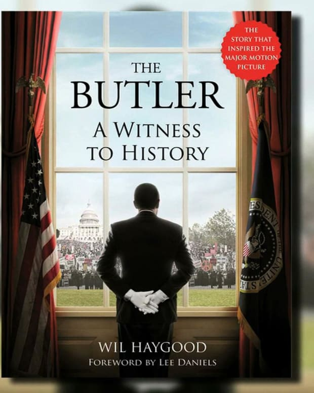 "Eugene Allen ""The Butler"" by Wil Haygood"