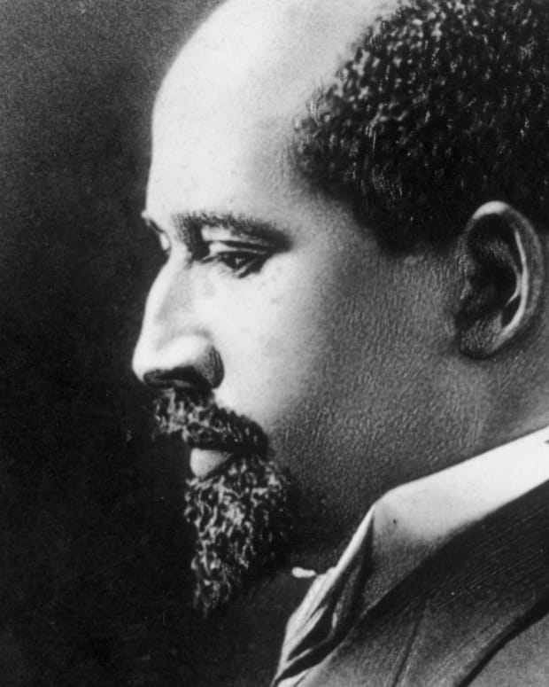 W.E.B. DuBois - Rivalry with Booker T. Washington