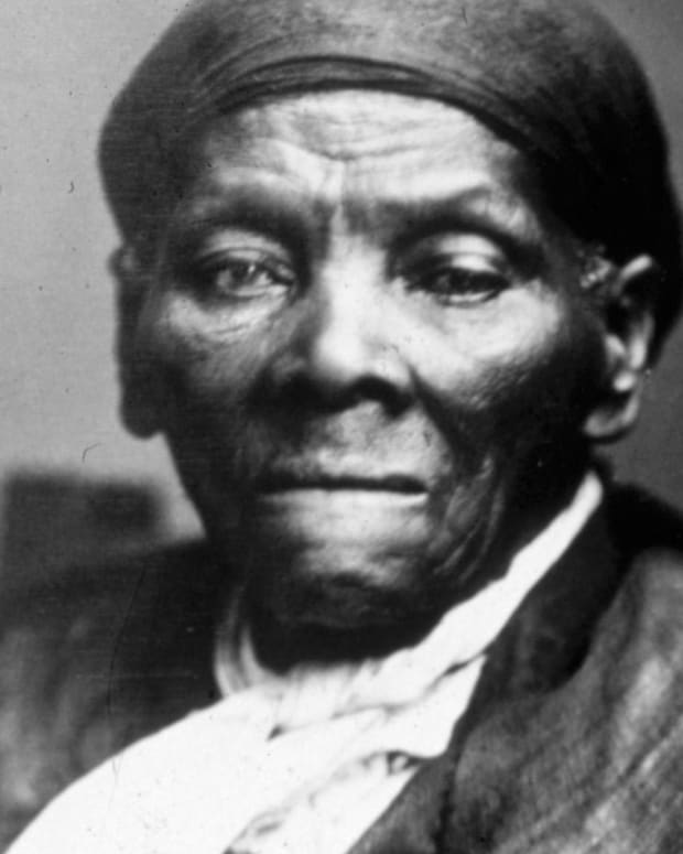 Harriet Tubman - Statue in Harlem