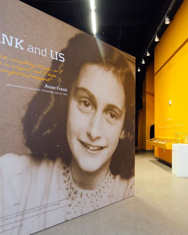 The Anne Frank Center USA
