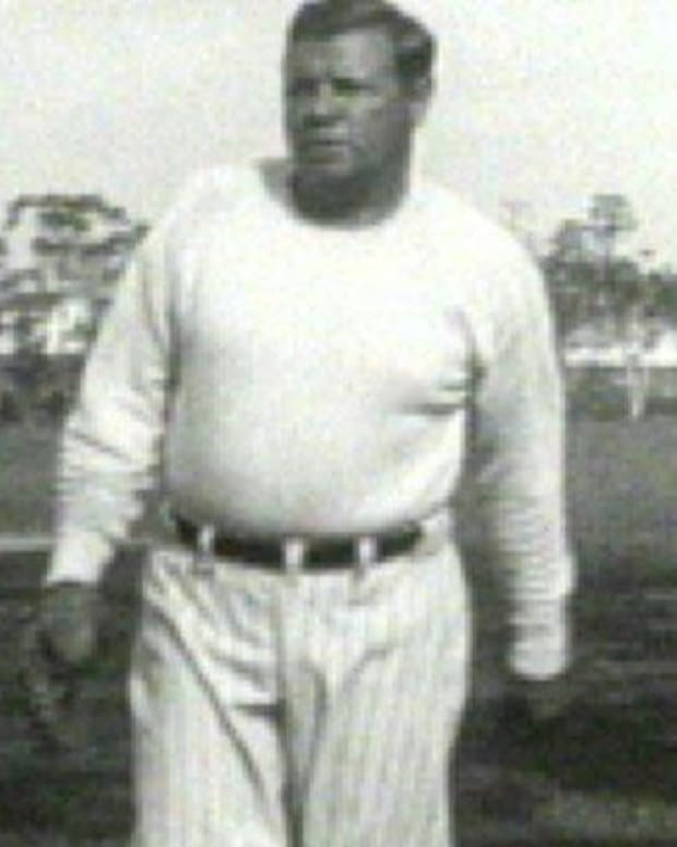 Babe Ruth - The Big Belly Ache