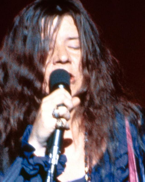 Janis Joplin - First Lady of Rock and Roll