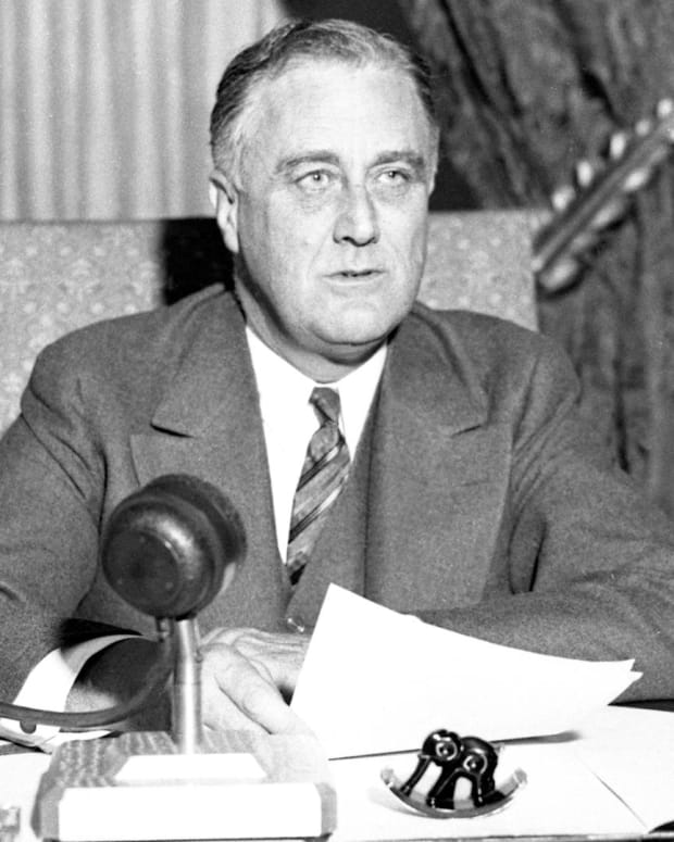 Franklin D. Roosevelt – D-Day