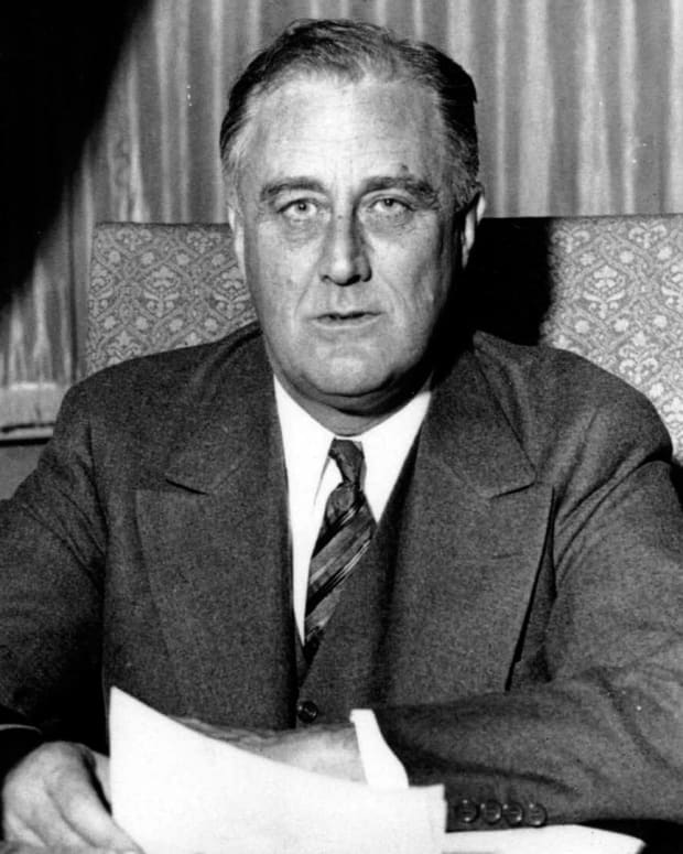 Franklin D. Roosevelt – A Day That Will Live in Infamy