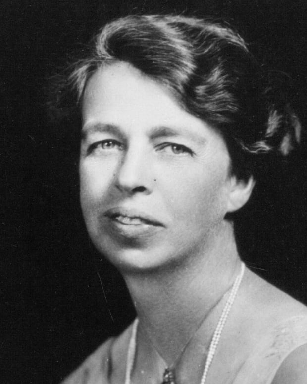 Eleanor Clift on Eleanor Roosevelt's Unconventional Looks