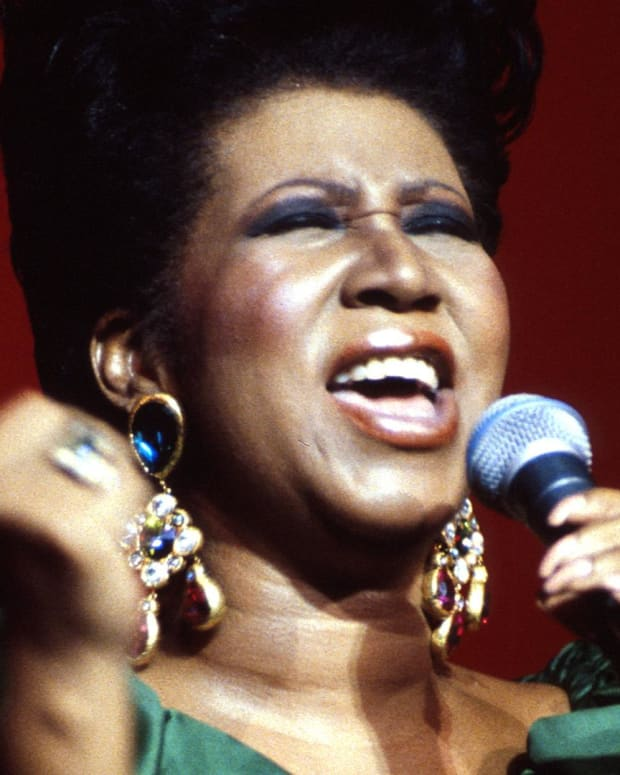 Aretha Franklin - Duet with George Michael