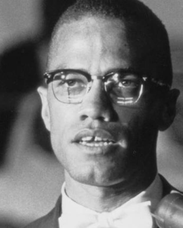 Malcolm X - A Declaration of Independence