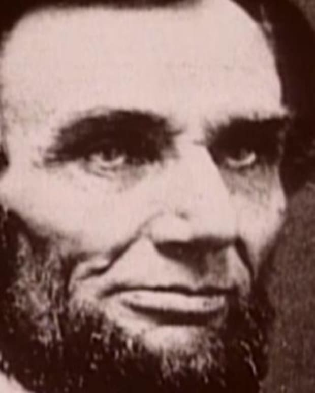 Abraham Lincoln - Presidential Beard