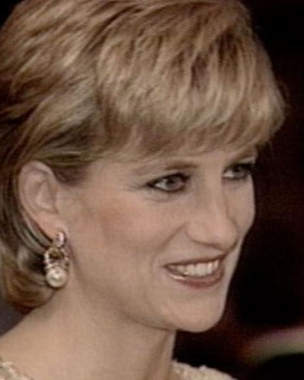 a biography of princess diana of whales Ten interesting facts about diana, princess of wales on the 16th anniversary of her death.