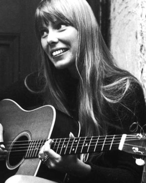 Joni Mitchell - Woodstock Woman