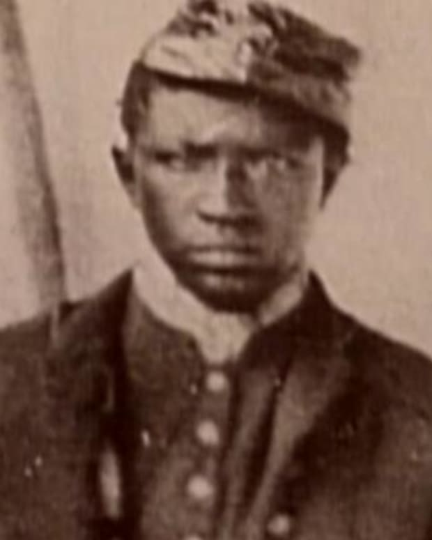 Abraham Lincoln - African American Soldiers