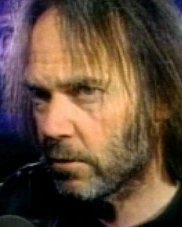 Neil Young - The 60's Meets the 90's