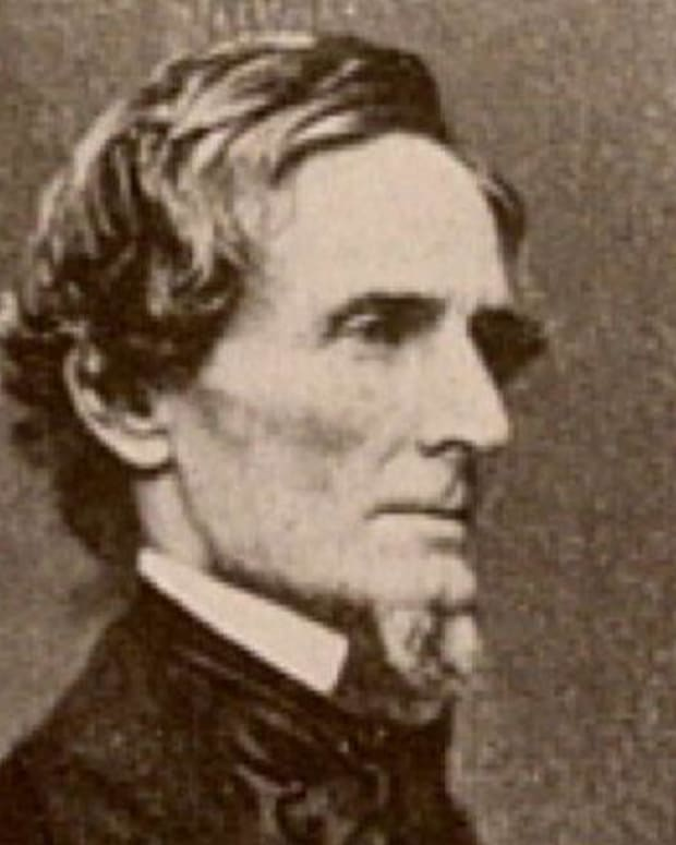 Jefferson Davis - The Confederate Choice