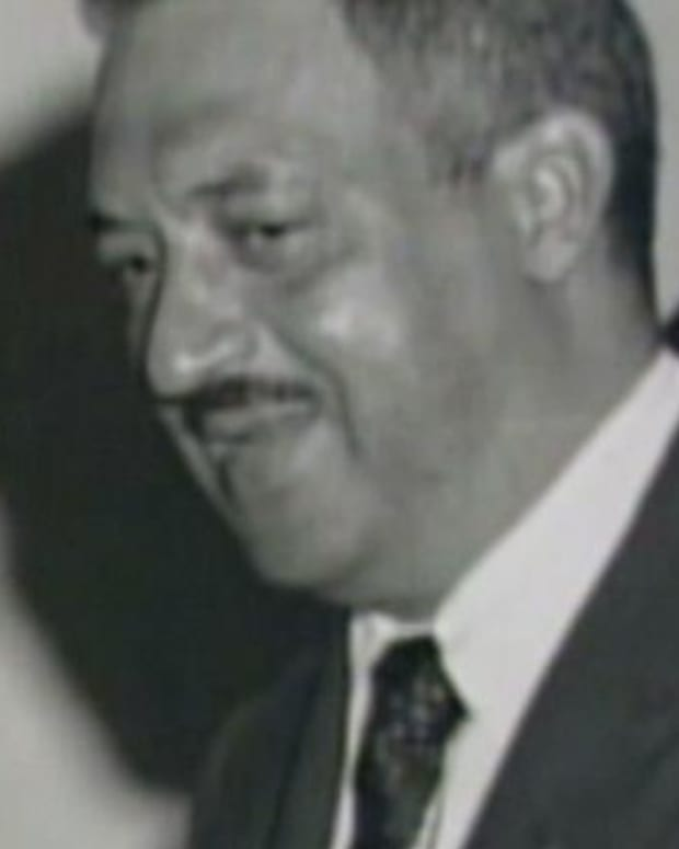 Thurgood Marshall - Little Rock Nine