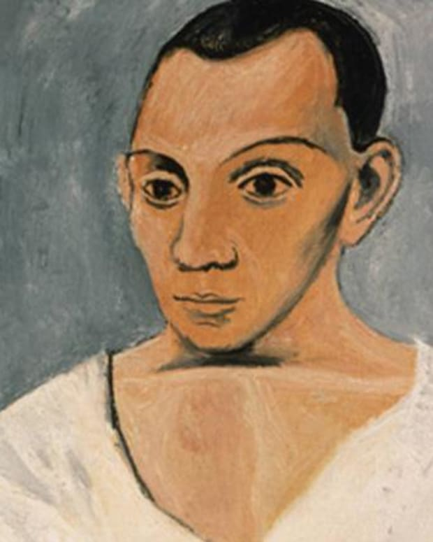 Pablo Picasso - Paintings