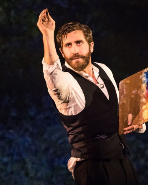 Jake Gyllenhaal 'Sunday in the Park With George' Photo