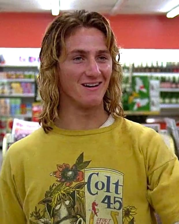 Sean Penn Fast Times at Ridgemont High Photo