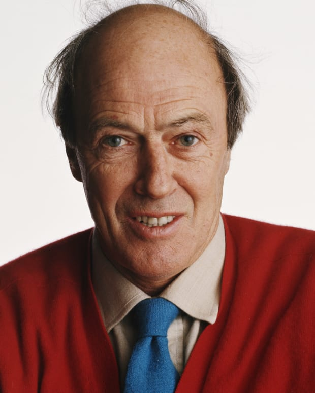 Roald Dahl Photo By Tony Evans/Getty Images
