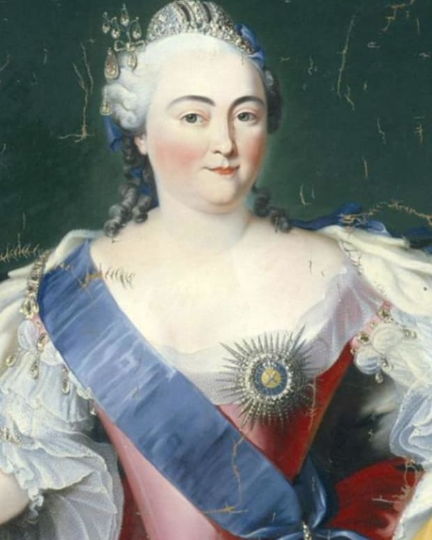 Biography: Catherine the Great