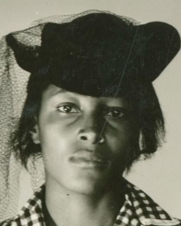 Recy Taylor Photo