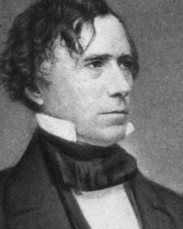 franklin pierce king gay