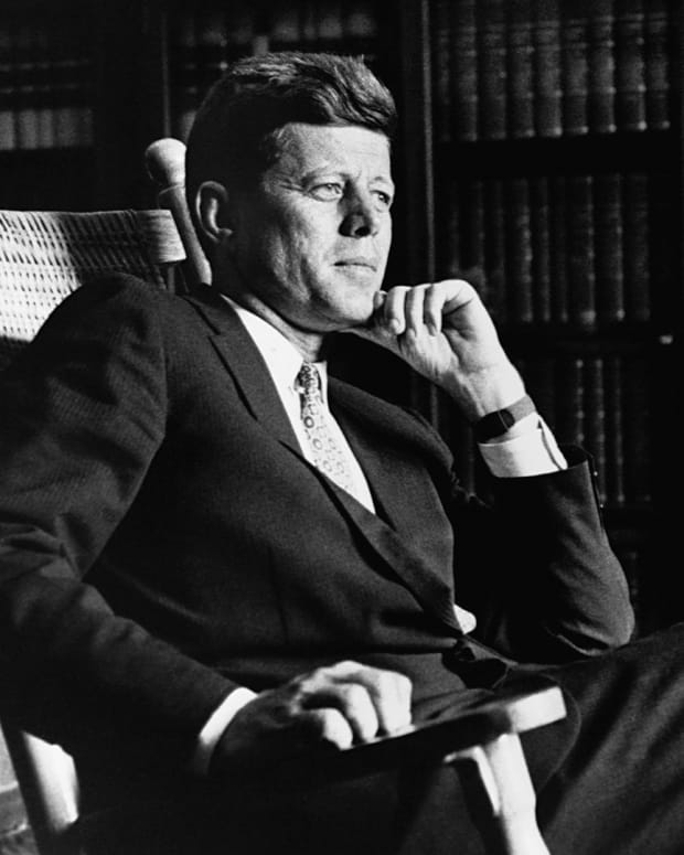 The political careers of the kennedys family members in the united states