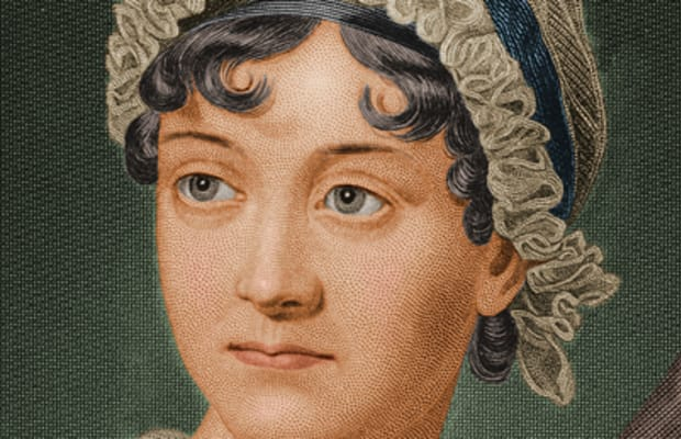 Jane Austen Movies Books Life Biography