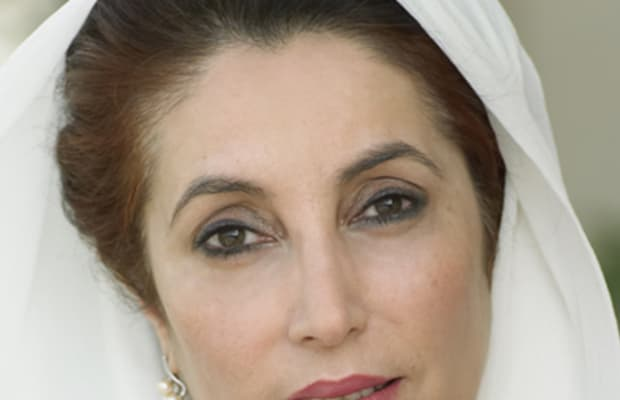Benazir Bhutto - Prime Minister - Biography