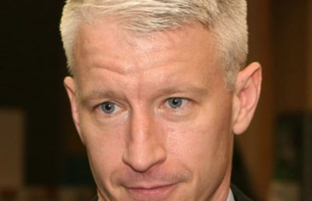 Anderson Cooper News Anchor Talk Show Host Biography