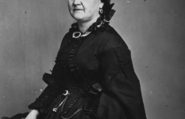 Mary Todd Lincoln - Death, Facts & Family Tree - Biography