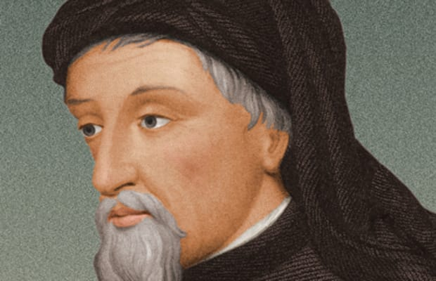 Geoffrey Chaucer - Books, Poems & Facts - Biography