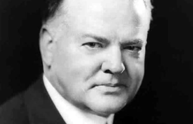 Herbert Hoover Facts Presidency The Great Depression