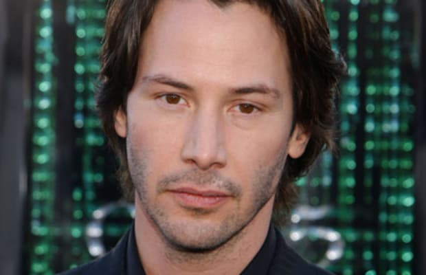 is keanu reeves asian american