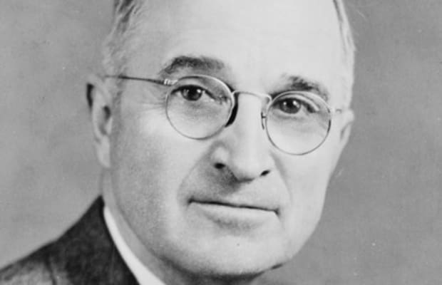 Harry S  Truman - Facts, Life & WW2 - Biography