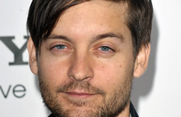 Tobey Maguire Actor Television Actor Film Actor Biography