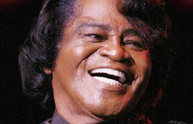 James Brown And His Family