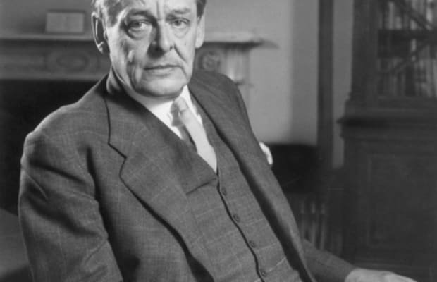 T S  Eliot - Poems, The Waste Land & Facts - Biography