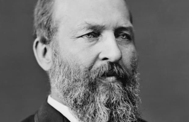 James Garfield Death Presidency Facts Biography