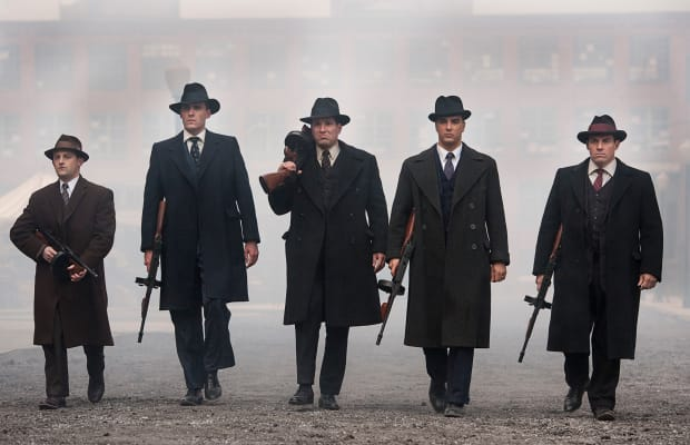 AMC Goes Gangster with 'The Making of the Mob' (INTERVIEW)