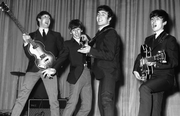 How the Beatles Got Together and Became the Best-Selling Band of All Time -  Biography