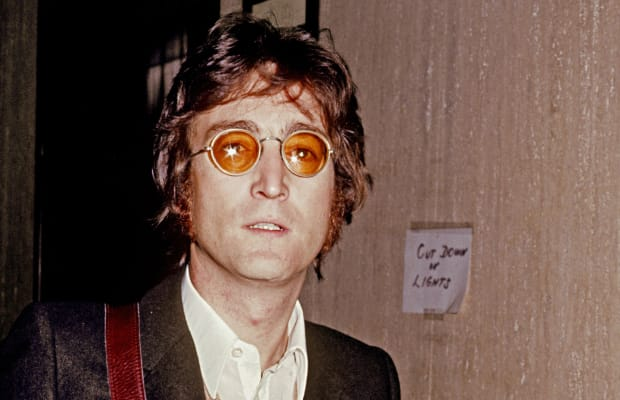 Inside John Lennon S Lost Weekend Period Biography