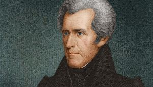Andrew Jackson took on the bankers