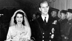 Queen Elizabeth II - Royal Wedding