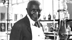 George Washington Carver - The Peanut Doctor