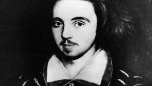 william shakespeare biography christopher marlowe mini biography