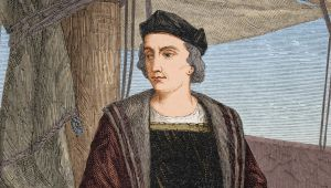 Christopher Columbus - Mini Biography