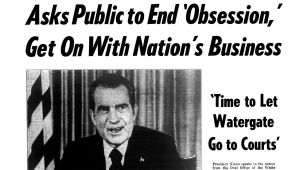 an analysis of the watergate scandal in united states Day he would resign as president of the united states,  efforts resulted in the watergate scandal on june 17,  subsequent analysis of the tapes suggested,.