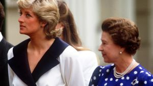 Queen Elizabeth II - Princess Diana's Death