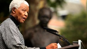 Nelson Mandela - Dedication to Activism