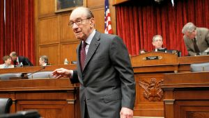Alan Greenspan Government Official Economist